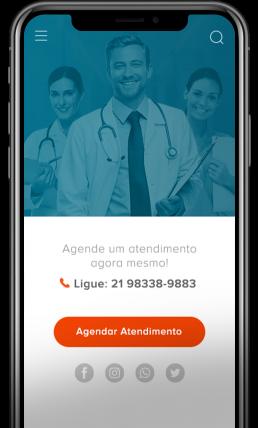 Hsites - Desenvolvimento Web para profissionais da Saúde